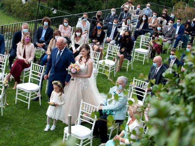 Il matrimonio di Flavio e Laura a Calco, Lecco 36