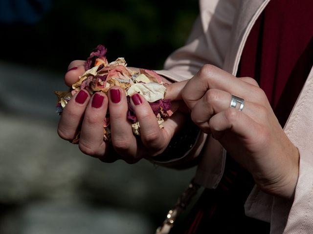 Il matrimonio di Flavio e Laura a Calco, Lecco 37