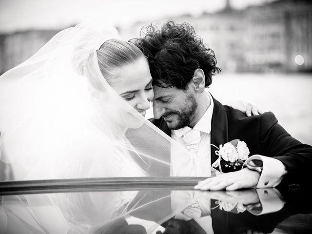 Le nozze di Alberto e Noemi