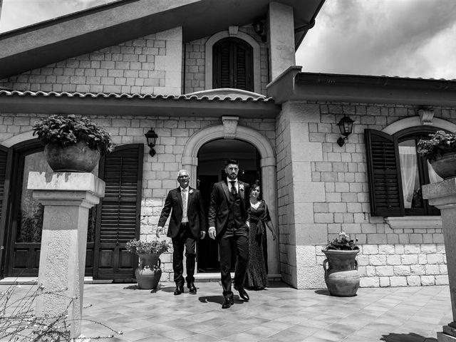 Il matrimonio di Martina e Salvatore a Modica, Ragusa 33