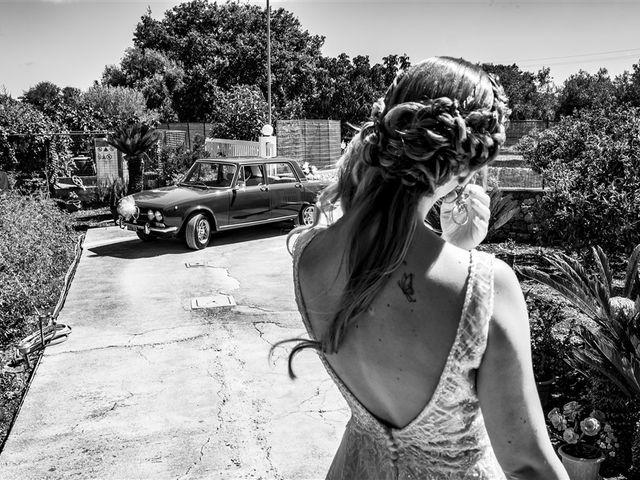 Il matrimonio di Martina e Salvatore a Modica, Ragusa 73