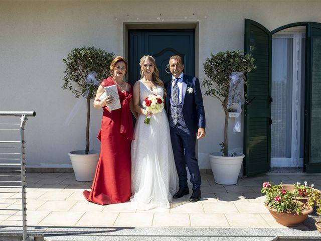 Il matrimonio di Martina e Salvatore a Modica, Ragusa 79