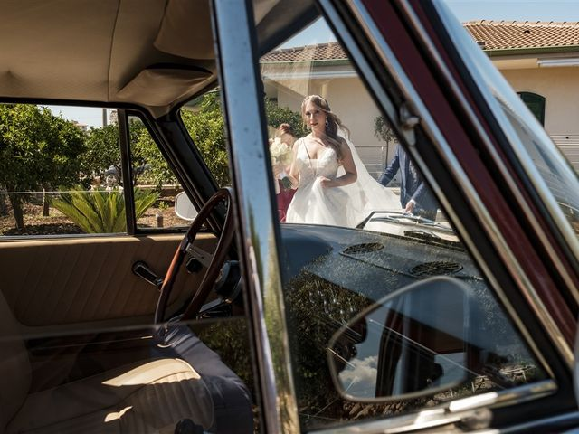 Il matrimonio di Martina e Salvatore a Modica, Ragusa 80