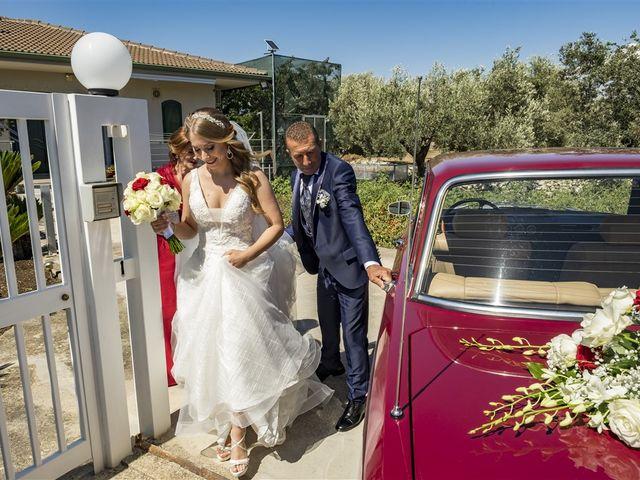 Il matrimonio di Martina e Salvatore a Modica, Ragusa 81