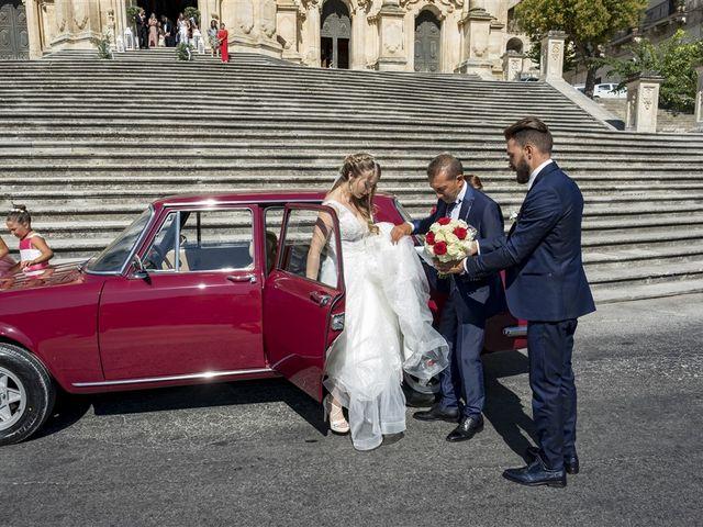 Il matrimonio di Martina e Salvatore a Modica, Ragusa 90
