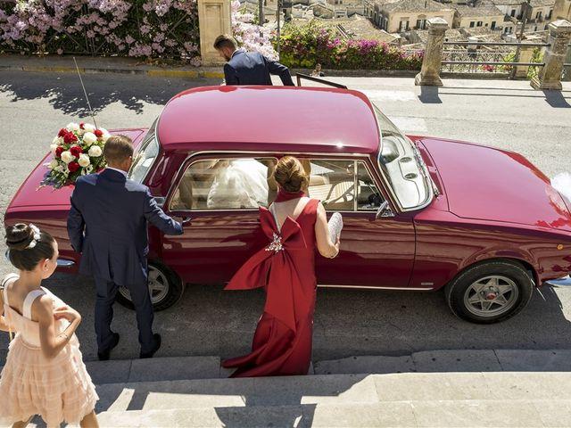 Il matrimonio di Martina e Salvatore a Modica, Ragusa 91