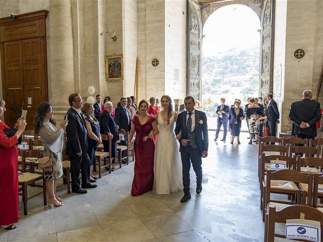 Il matrimonio di Martina e Salvatore a Modica, Ragusa 92