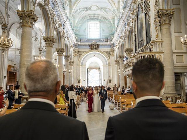 Il matrimonio di Martina e Salvatore a Modica, Ragusa 93