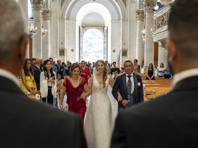 Il matrimonio di Martina e Salvatore a Modica, Ragusa 94