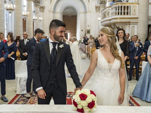 Il matrimonio di Martina e Salvatore a Modica, Ragusa 99