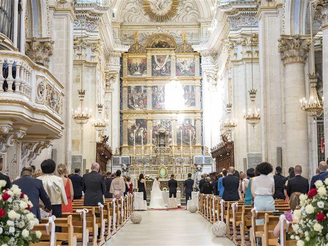 Il matrimonio di Martina e Salvatore a Modica, Ragusa 100