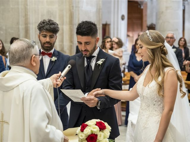 Il matrimonio di Martina e Salvatore a Modica, Ragusa 103