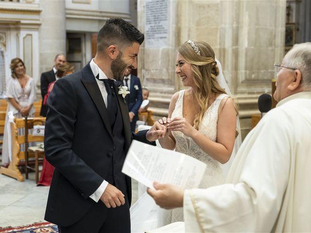 Il matrimonio di Martina e Salvatore a Modica, Ragusa 109
