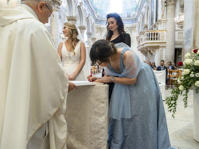 Il matrimonio di Martina e Salvatore a Modica, Ragusa 114