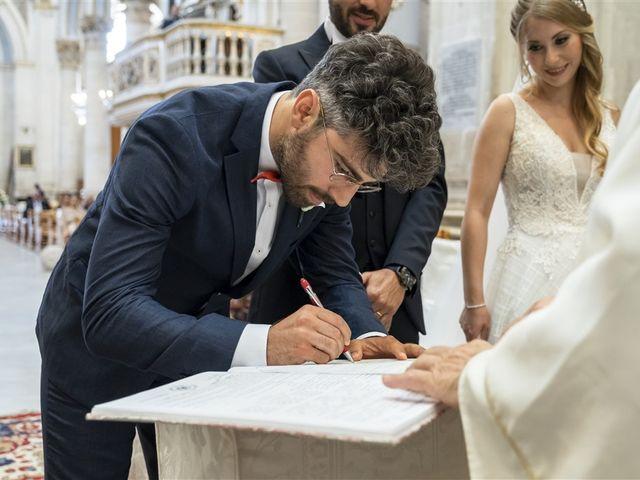 Il matrimonio di Martina e Salvatore a Modica, Ragusa 116