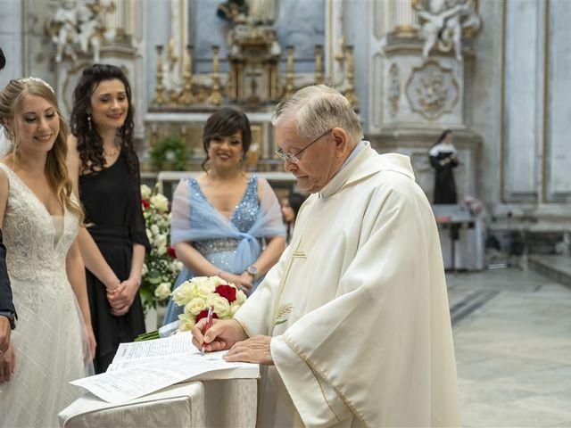 Il matrimonio di Martina e Salvatore a Modica, Ragusa 117