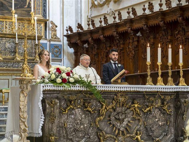 Il matrimonio di Martina e Salvatore a Modica, Ragusa 118