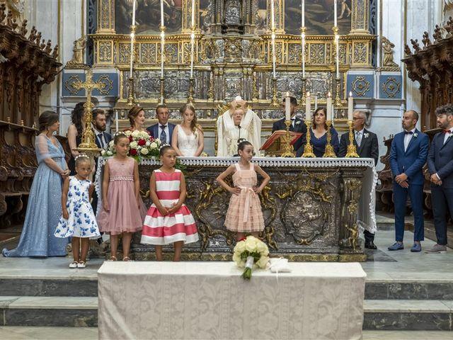 Il matrimonio di Martina e Salvatore a Modica, Ragusa 119