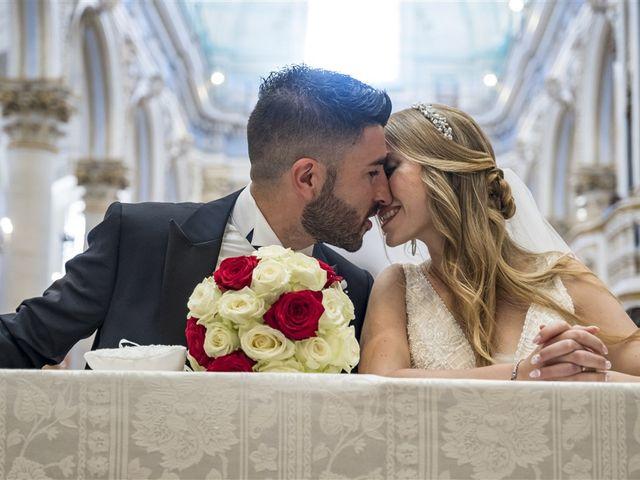 Il matrimonio di Martina e Salvatore a Modica, Ragusa 122