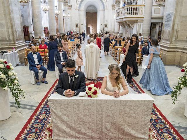 Il matrimonio di Martina e Salvatore a Modica, Ragusa 123