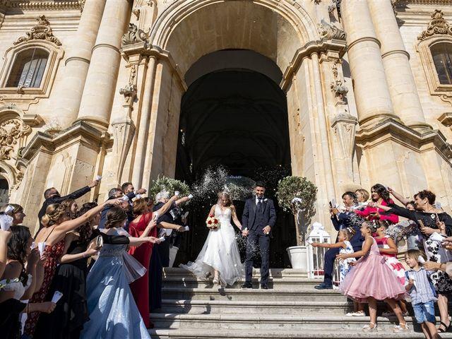 Il matrimonio di Martina e Salvatore a Modica, Ragusa 126