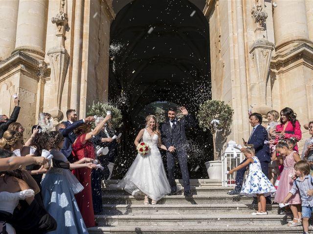 Il matrimonio di Martina e Salvatore a Modica, Ragusa 127