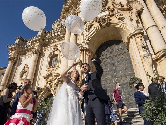 Il matrimonio di Martina e Salvatore a Modica, Ragusa 128