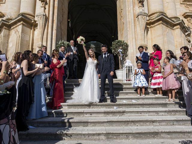 Il matrimonio di Martina e Salvatore a Modica, Ragusa 130