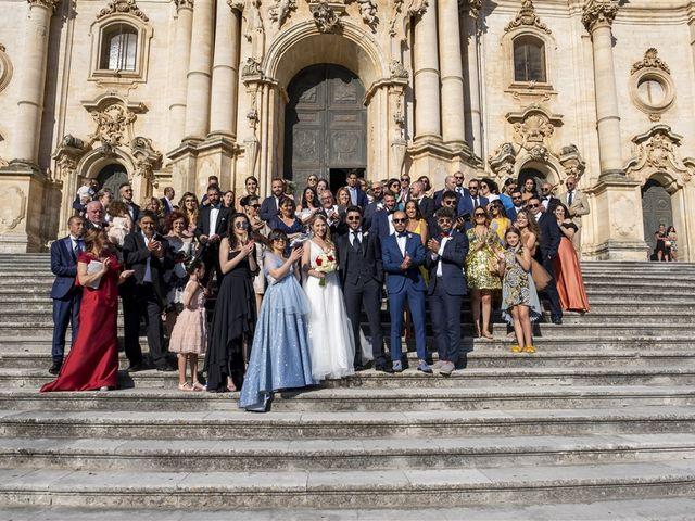 Il matrimonio di Martina e Salvatore a Modica, Ragusa 133