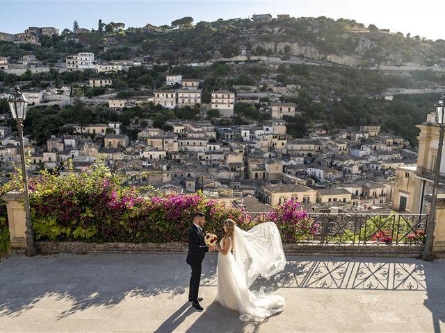 Il matrimonio di Martina e Salvatore a Modica, Ragusa 138
