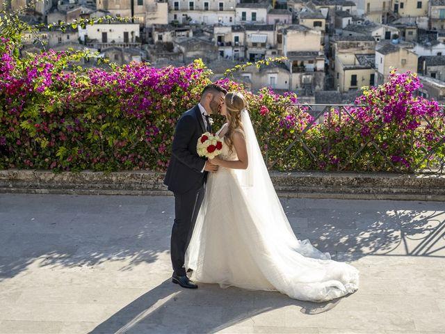 Il matrimonio di Martina e Salvatore a Modica, Ragusa 139