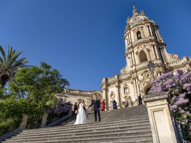 Il matrimonio di Martina e Salvatore a Modica, Ragusa 140