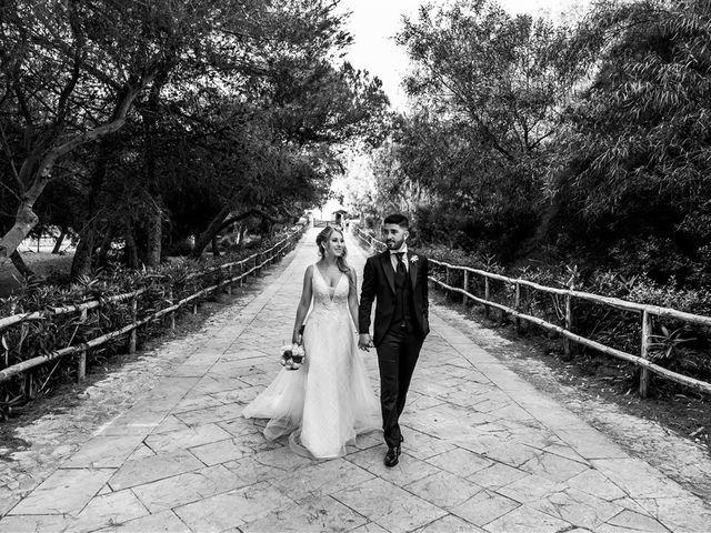 Il matrimonio di Martina e Salvatore a Modica, Ragusa 145