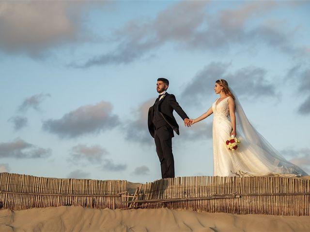 Il matrimonio di Martina e Salvatore a Modica, Ragusa 1