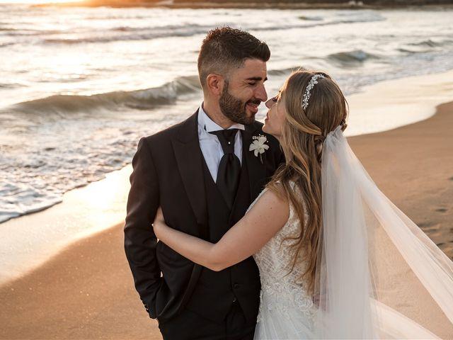 Il matrimonio di Martina e Salvatore a Modica, Ragusa 170