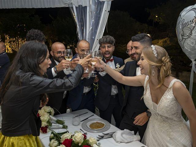 Il matrimonio di Martina e Salvatore a Modica, Ragusa 195
