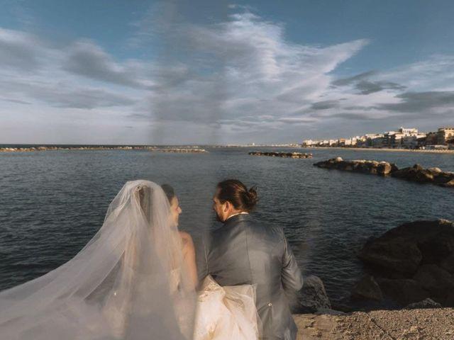 Il matrimonio di Andrea e Michela a Bellaria-Igea Marina, Rimini 1
