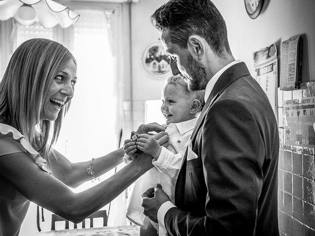 Il matrimonio di Stefano e Laura a Milano, Milano 13