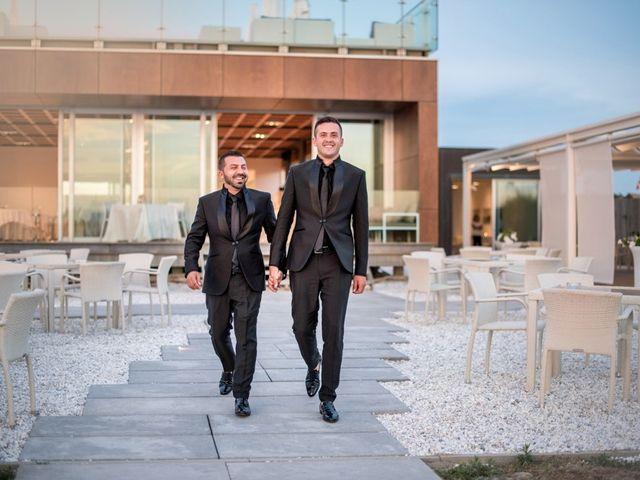 Il matrimonio di Fabrizio e Sergio a Viareggio, Lucca 21