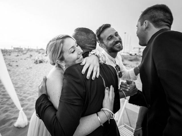 Il matrimonio di Fabrizio e Sergio a Viareggio, Lucca 27