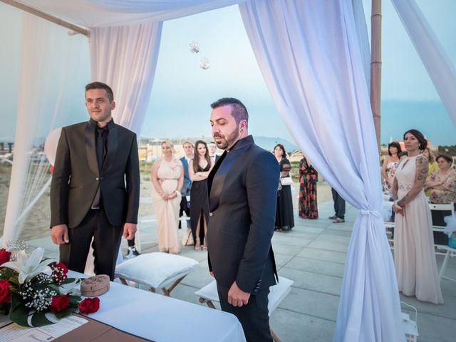 Il matrimonio di Fabrizio e Sergio a Viareggio, Lucca 30