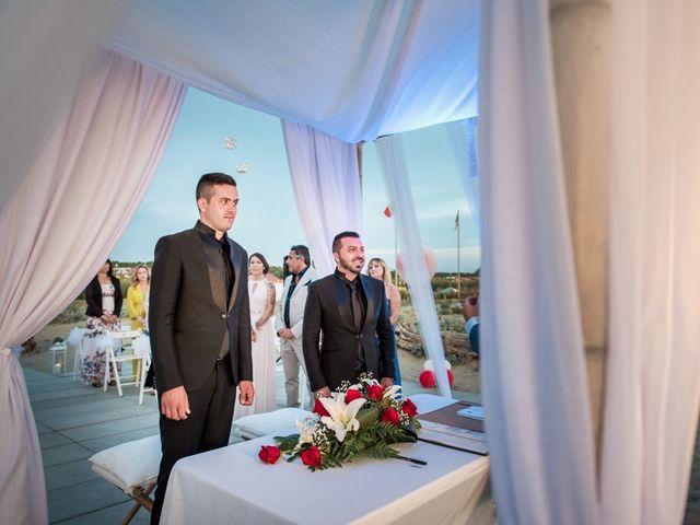 Il matrimonio di Fabrizio e Sergio a Viareggio, Lucca 31