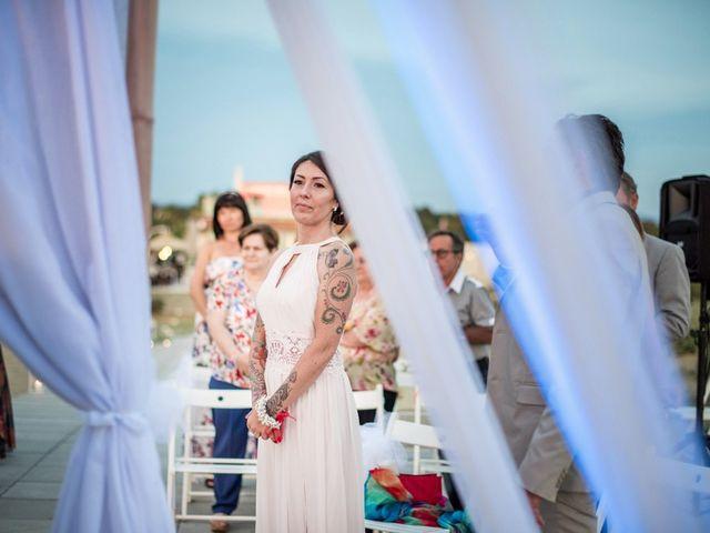 Il matrimonio di Fabrizio e Sergio a Viareggio, Lucca 38