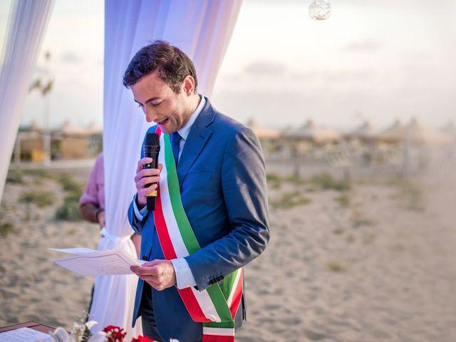 Il matrimonio di Fabrizio e Sergio a Viareggio, Lucca 41