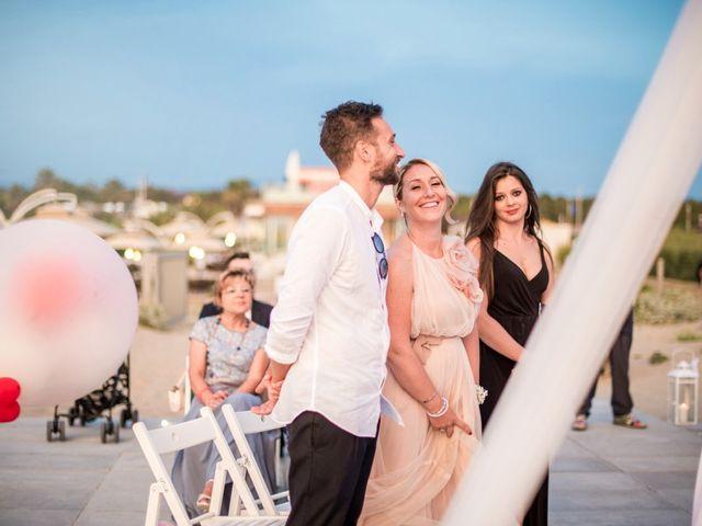 Il matrimonio di Fabrizio e Sergio a Viareggio, Lucca 42