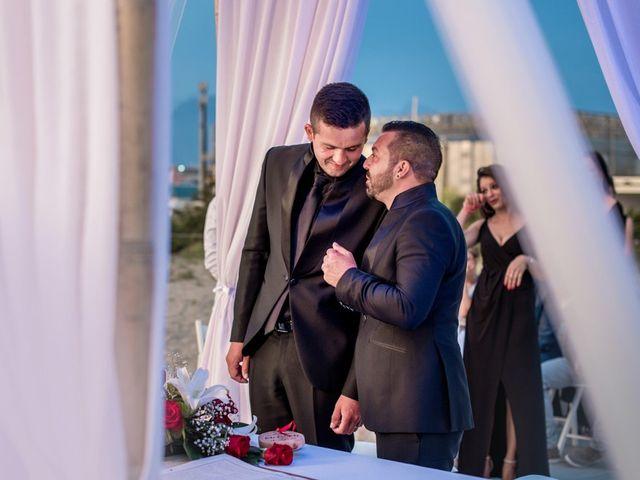 Il matrimonio di Fabrizio e Sergio a Viareggio, Lucca 54