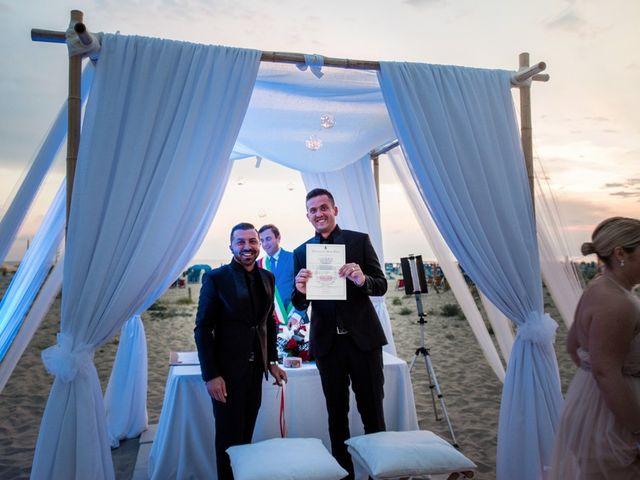 Il matrimonio di Fabrizio e Sergio a Viareggio, Lucca 61