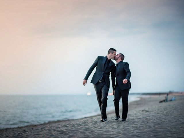 Le nozze di Sergio e Fabrizio