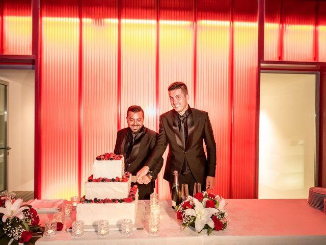 Il matrimonio di Fabrizio e Sergio a Viareggio, Lucca 82