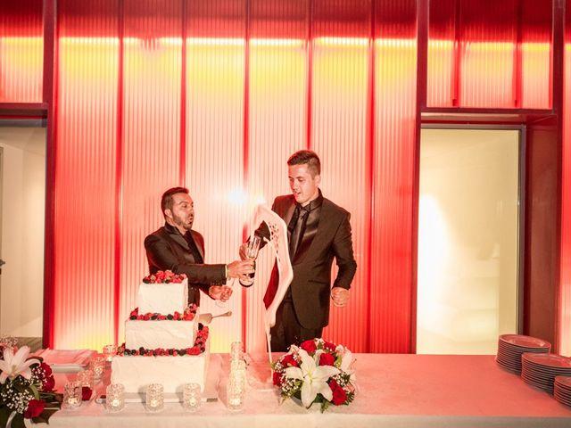 Il matrimonio di Fabrizio e Sergio a Viareggio, Lucca 84